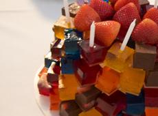 Parametric Pixel Cake